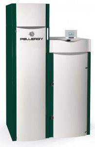 Pellergy Alpha Wood Pellet Boiler